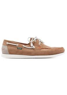Paul Smith Archer suede deck shoes