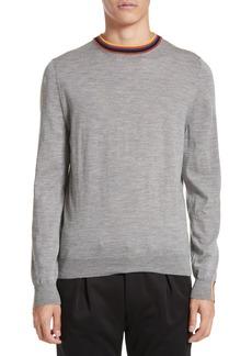 Paul Smith Artist Stripe Merino Wool Sweater
