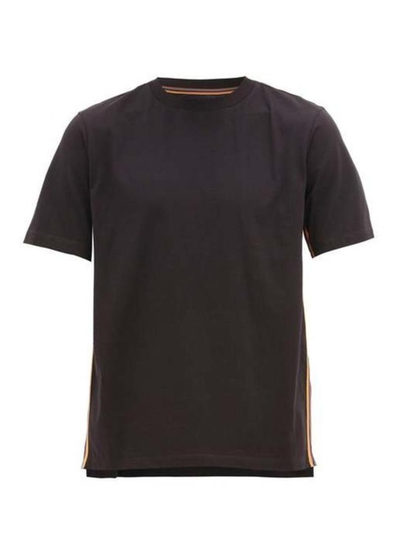 Paul Smith Artist-striped organic-cotton T-shirt