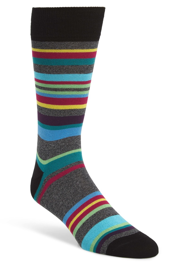 Paul Smith Aster Stripe Socks