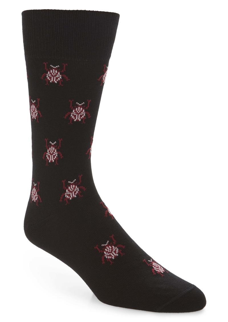 Paul Smith Beetle Socks