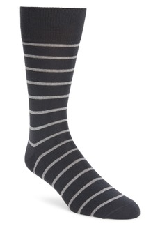 Paul Smith Ben Metallic Stripe Socks