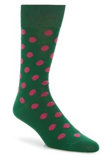 Paul Smith Bright Polka Dot Socks