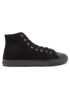 Paul Smith Carver suede trainers