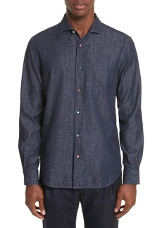 Paul Smith Chambray Shirt