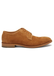 Paul Smith Chester suede derby shoes