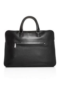 Paul Smith Classic Slim Folio Leather Briefcase