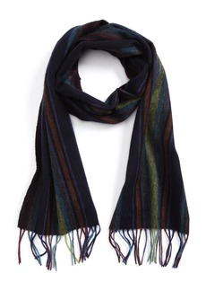 Paul Smith College Lambswool Scarf