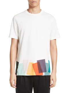 Paul Smith Colorblock Print T-shirt