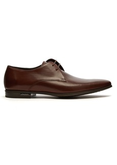 Paul Smith Coney leather derby shoes