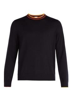Paul Smith Crew-neck wool sweater