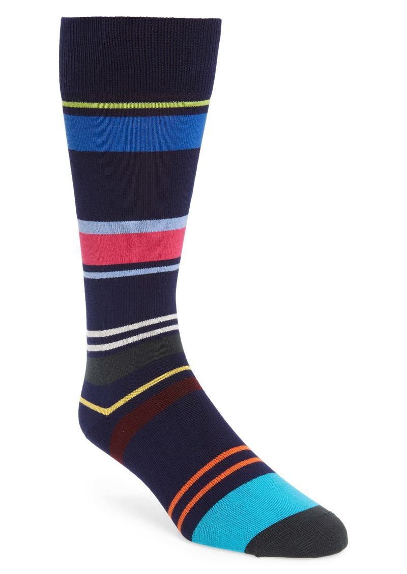Paul Smith Cruzer Stripe Socks