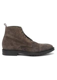 Paul Smith Cubitt suede boots