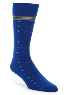 Paul Smith Diamond Stripe Socks