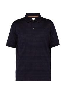 Paul Smith Dot cotton-piqué polo shirt