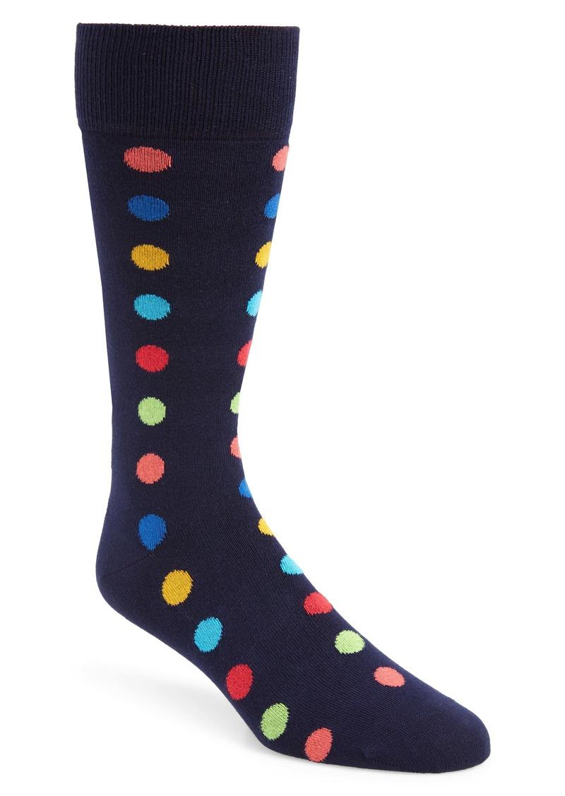 Paul Smith Dot Line Socks