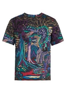 Paul Smith Dreamer cotton T-shirt