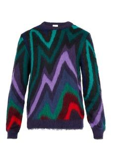 Paul Smith Dreamer Stripe mohair-blend sweater
