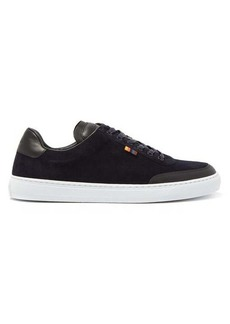 Paul Smith Earle suede low-top trainers