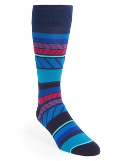 Paul Smith Eden Stripe Socks