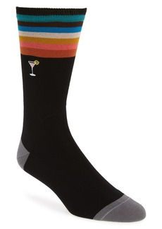 Paul Smith Embroidered Jacquard Socks