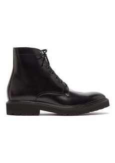 Paul Smith Farley leather ankle boots
