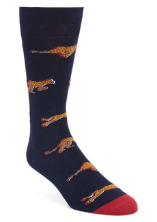 Paul Smith Fast Cheetah Socks
