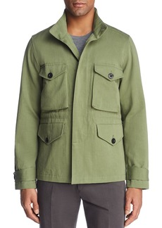 Paul Smith Field Jacket with Zip-In Hood