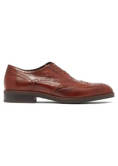 Paul Smith Fremont leather brogues