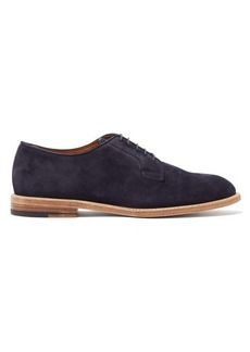 Paul Smith Gale suede derby shoes