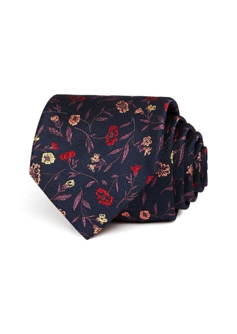 Paul Smith Garden Floral Classic Tie