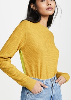 Paul Smith Gold/Lime Sweater