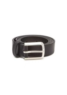 Paul Smith Grained leather belt