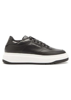 Paul Smith Hackney leather trainers