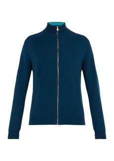Paul Smith High-neck cashmere sweater