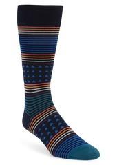 Paul Smith Jack Stripe Socks