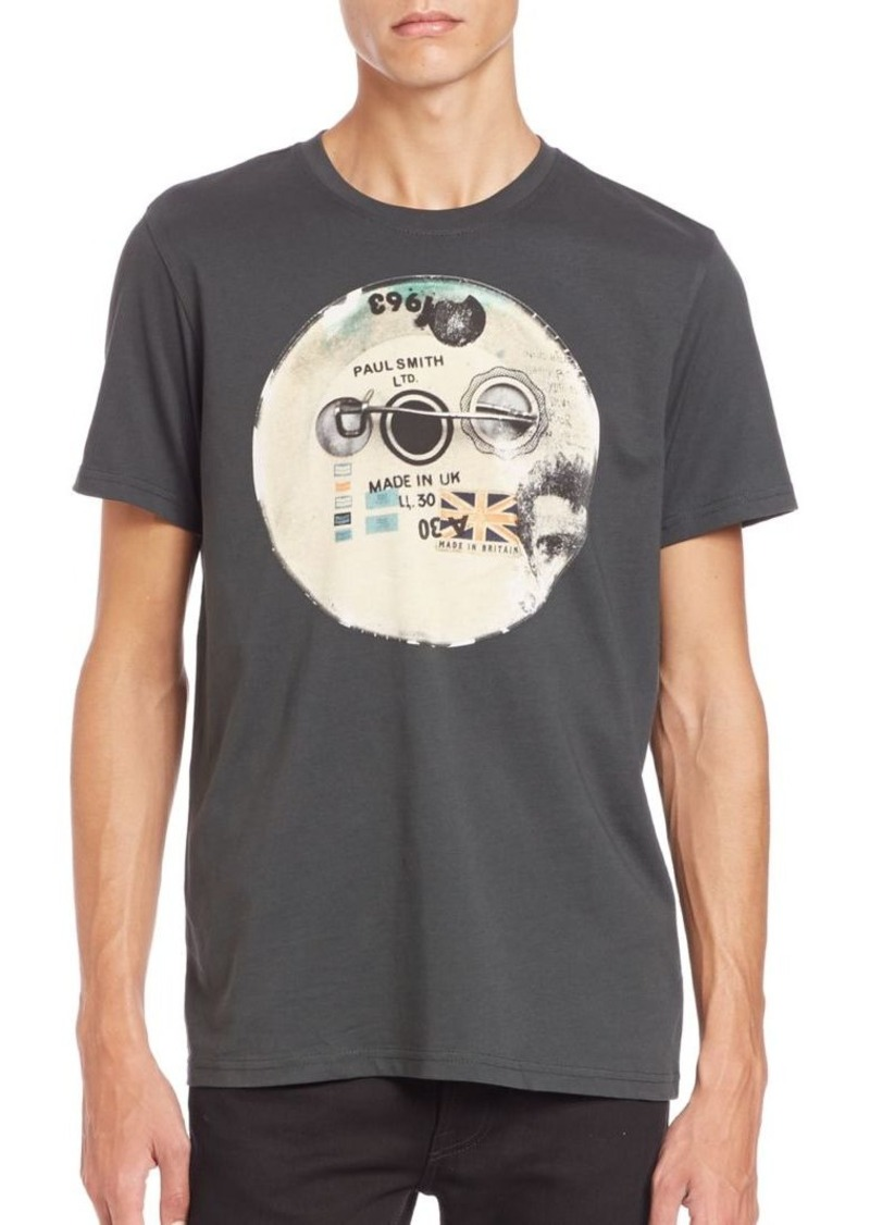 Paul Smith Jeans Graphic Tee