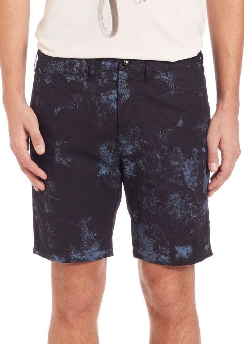Paul Smith Jeans Standard-Fit Printed Shorts