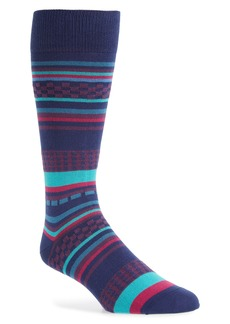 Paul Smith Jiggle Stripe Socks