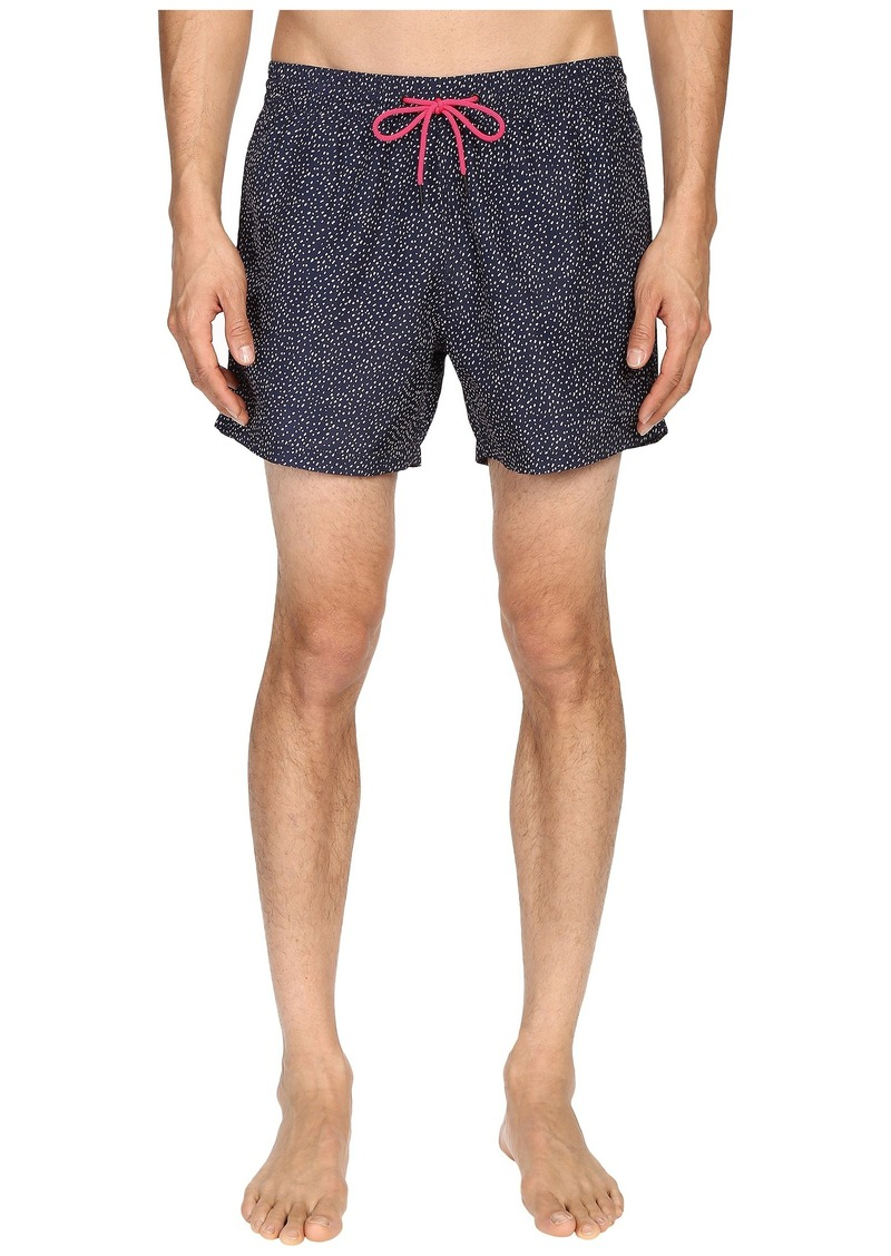 Paul Smith Leopard Specks Classic Swim Shorts