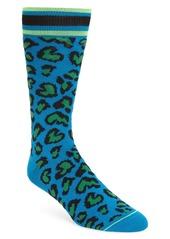 Paul Smith Leopard Spot Socks