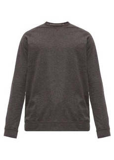 Paul Smith Logo-tab cotton-jersey pyjama top
