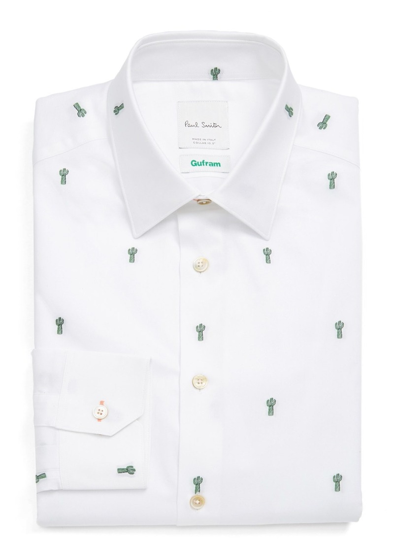 Embroidered Dress Shirts