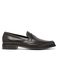 Paul Smith Lowry flexible-sole leather penny loafers