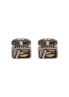 Paul Smith fish tin cufflinks