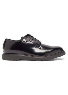 Paul Smith Mac patent-leather brogues