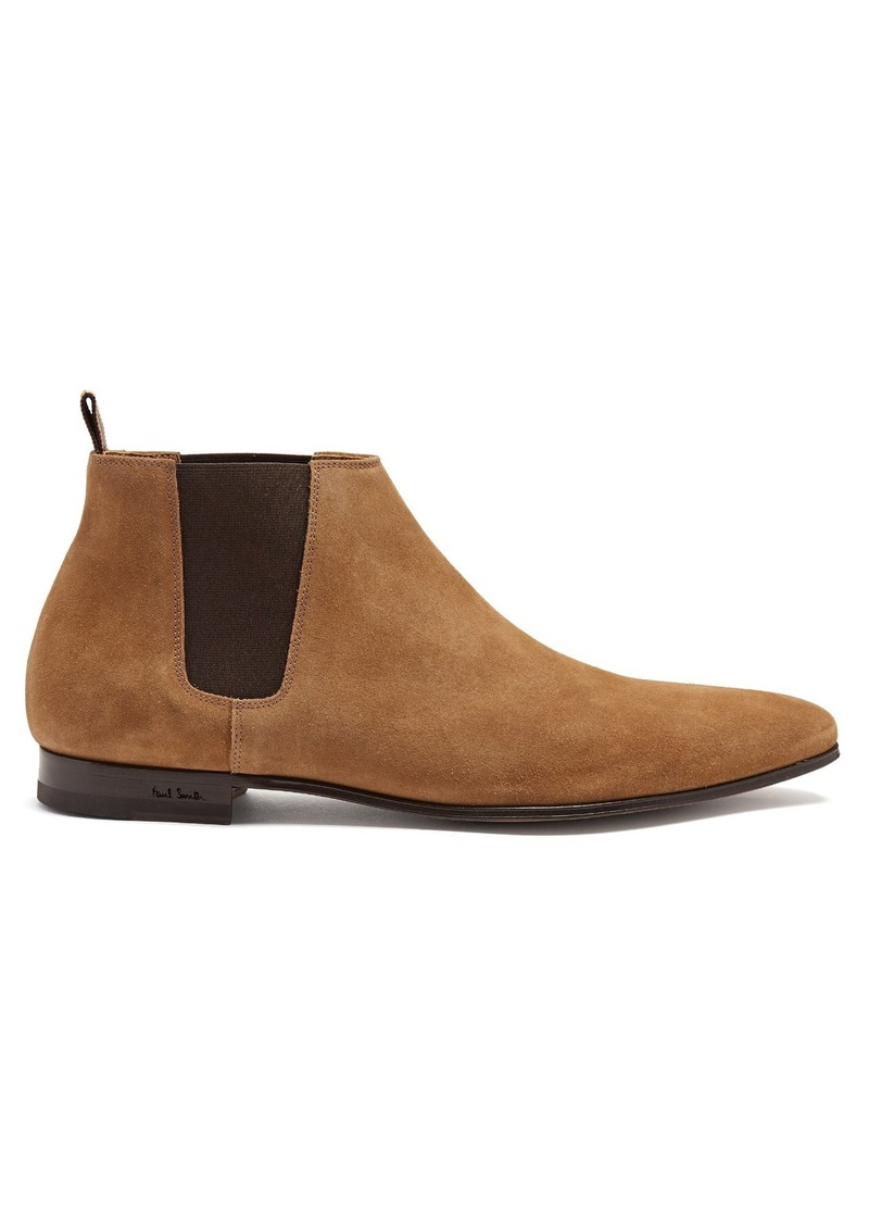 8181d470f60d Paul Smith Paul Smith Marlowe suede chelsea boots | Shoes
