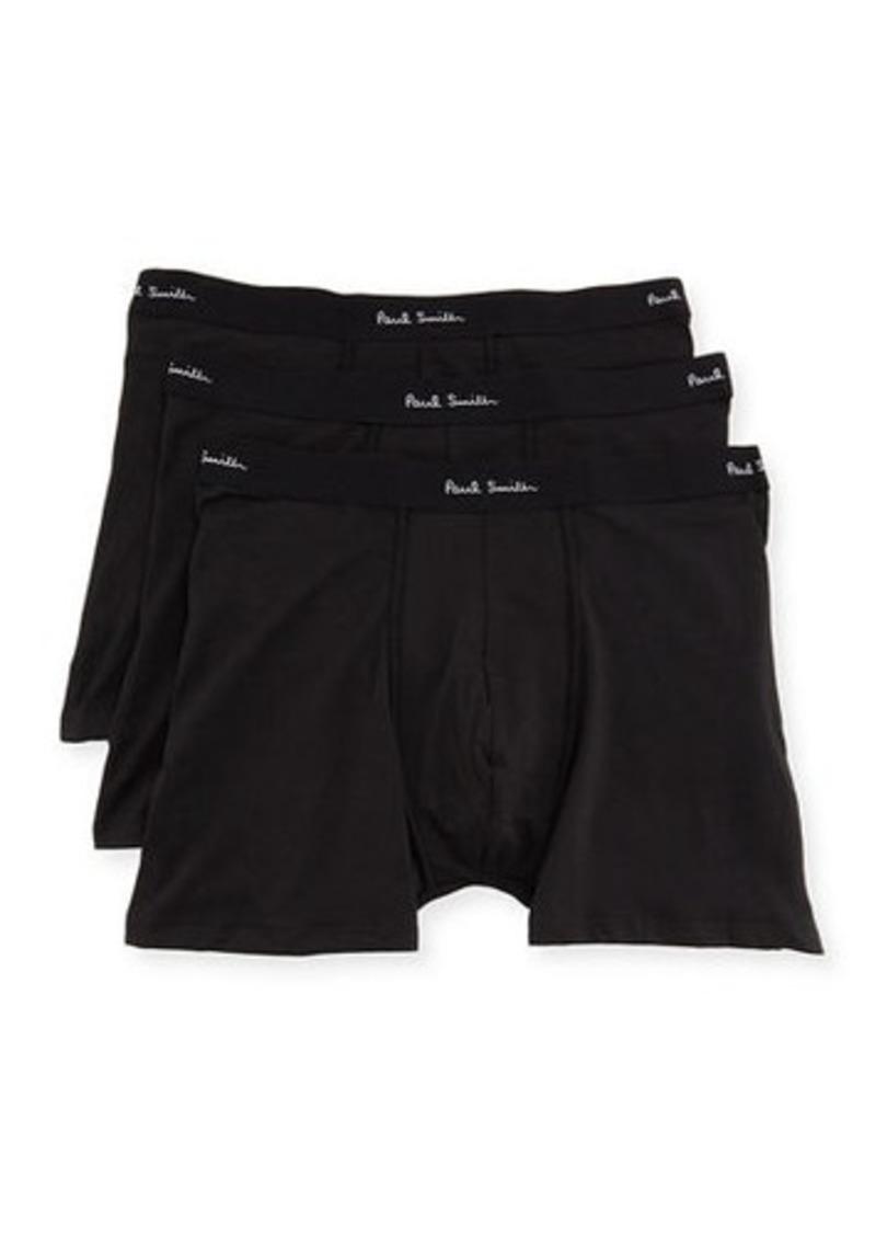 Paul Smith Men's 3-Pack Long Leg Trunks