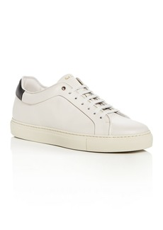 Paul Smith Men's Basso Leather Lace Up Sneakers