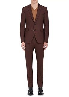 Paul Smith Men's Kensington Checked Wool Two-Button Suit